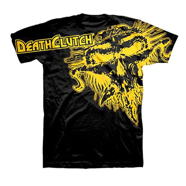 Brock Lesnar UFC 141 Walkout T Shirt Brock Lesnar Death Clutch